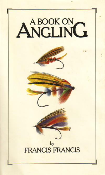 A book on angling from Francis-Francis